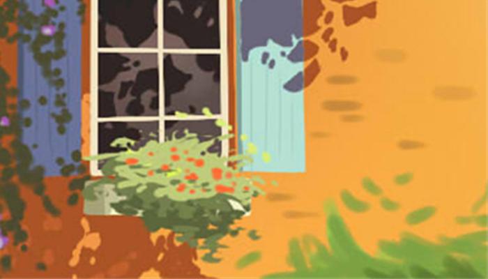 花瓶简笔画怎么画 花瓶简笔画教程 爱花卉网