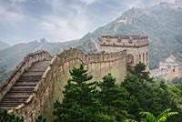 中国古代第一军事工程:八达岭长城名字的由来