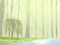 桃红李绿 大门口应该种什么树