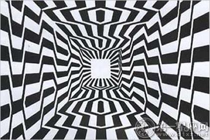 眼见不一定为实 视觉错觉奇异图片