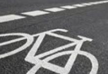 自行车将建高速路 骑手们飞起来