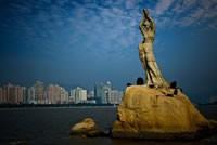 国家生态园林城市:珠海名字的由来