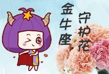 金牛座守护花