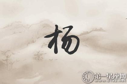 杨姓有多少人口