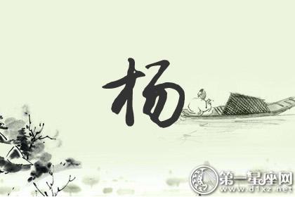 广西省杨姓人口排名