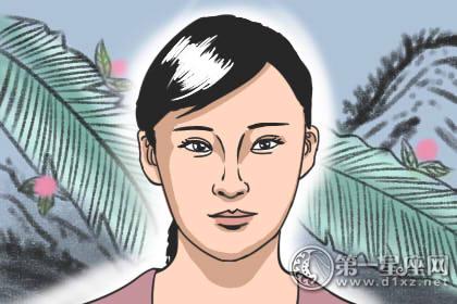 面相分析四方脸的女人