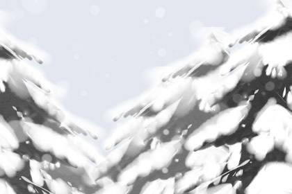 雪花飘落 关于小雪的歌谣欣赏