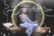 101个禅经佛理的经典故事:婆罗门与莲花