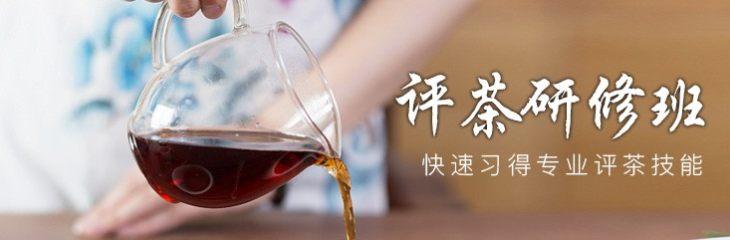 汉艺唐风·评茶员研修班