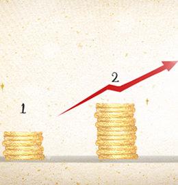 测排列5你 2019年的财运曲线