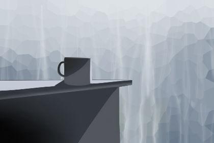 灶神贴在厨房什么位置