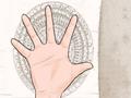 千年罕见的彩票手相 难得一见
