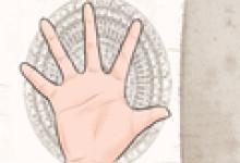 千年罕见的手相 难得一见