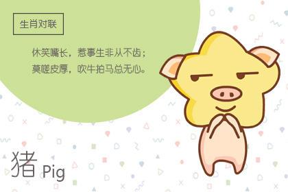 71年属猪48岁命运