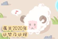 属羊2020年运势及运程