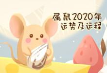 属鼠2020年运势及运程