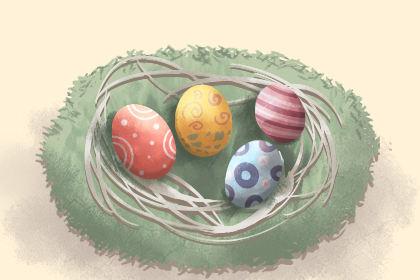 复活节彩蛋能吃吗 彩蛋是不是熟的 节日由来