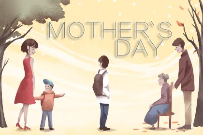2019母亲节祝福语深情感动版 表达对母亲的爱