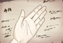 婚姻線末端分叉上揚 入小指 又連接代表什么