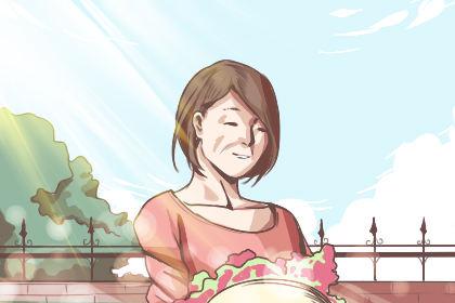 中年大妈梦见自己怀孕
