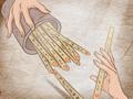 佛祖灵签第十一签: 武吉卖柴
