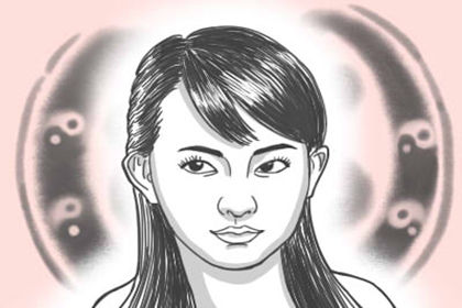 女人新月眉好不好 感情运如何