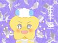 唯美紫色十二星座圖
