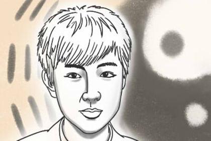 眉毛淡的男人性格分析 有什么说法