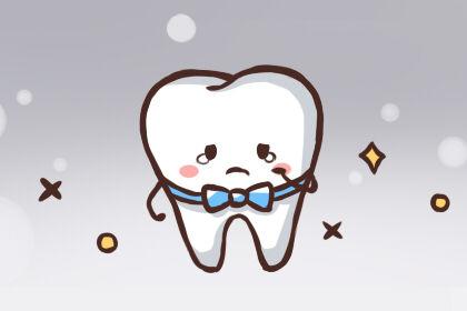 梦见长出重叠的牙齿是什么意思