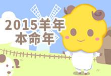 2015羊年本命年