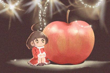 平安夜意义 送苹果代表什么