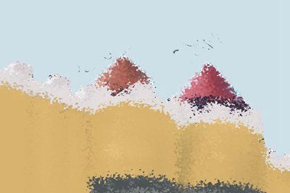 布达拉宫墙体四种颜色 有什么寓意