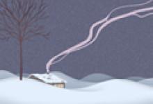 梦见下雪穿短袖是什么意思