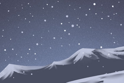 梦见冰天雪地开车路滑是什么意思图片