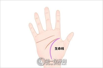双手生命线短代表什么 有什么说法