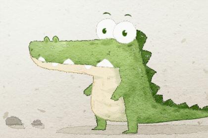 做梦梦到巨型鳄鱼预示着什么
