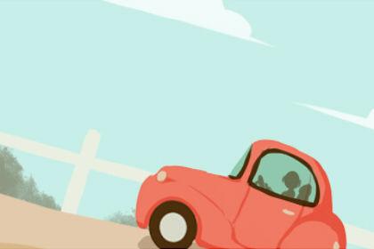 梦见开车开着开着没路了是什么意思