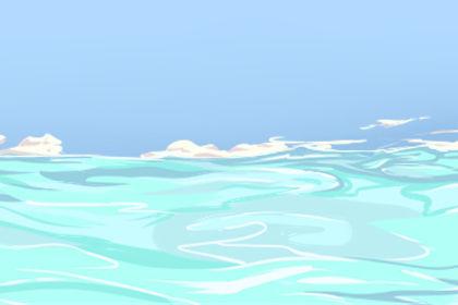 梦见水从地面升起是什么意思