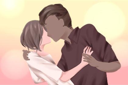 梦见亲吻一个人并有感觉是什么意思