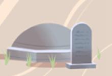 梦见亲人的坟墓被破坏预示着什么