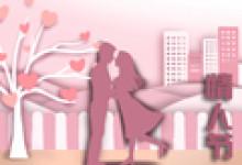 情人节祝福情侣99的小短句 经典简短