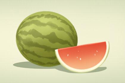 梦见两个西瓜是什么意思 一个熟了 一个生了
