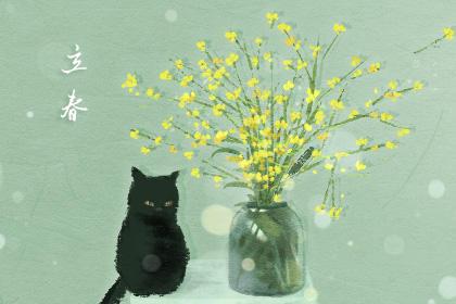立春问候语 给客户的祝福语