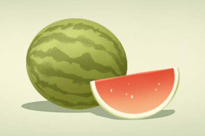 梦见用刀切西瓜是什么意思?