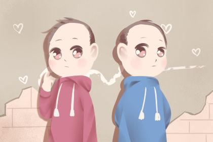双胞胎取名方法 双胞胎宝宝取名大全