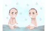 属鼠双胞胎儿子取名大全 幽默风趣