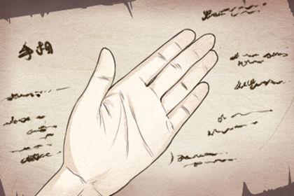 会发财的手相理财纹 手掌财富纹
