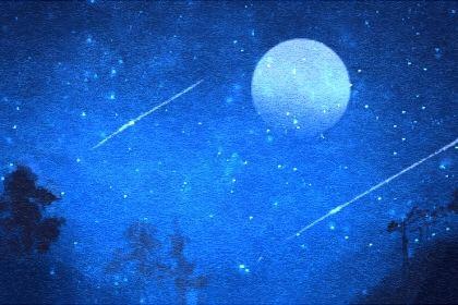 2020年將發生四次超級月亮 首次是什么時候