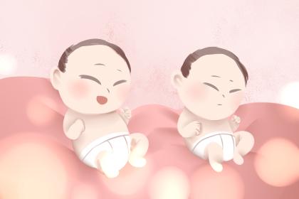 有意思的双胞胎乳名怎么取