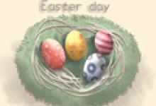 复活节祝福语 快乐祝福语